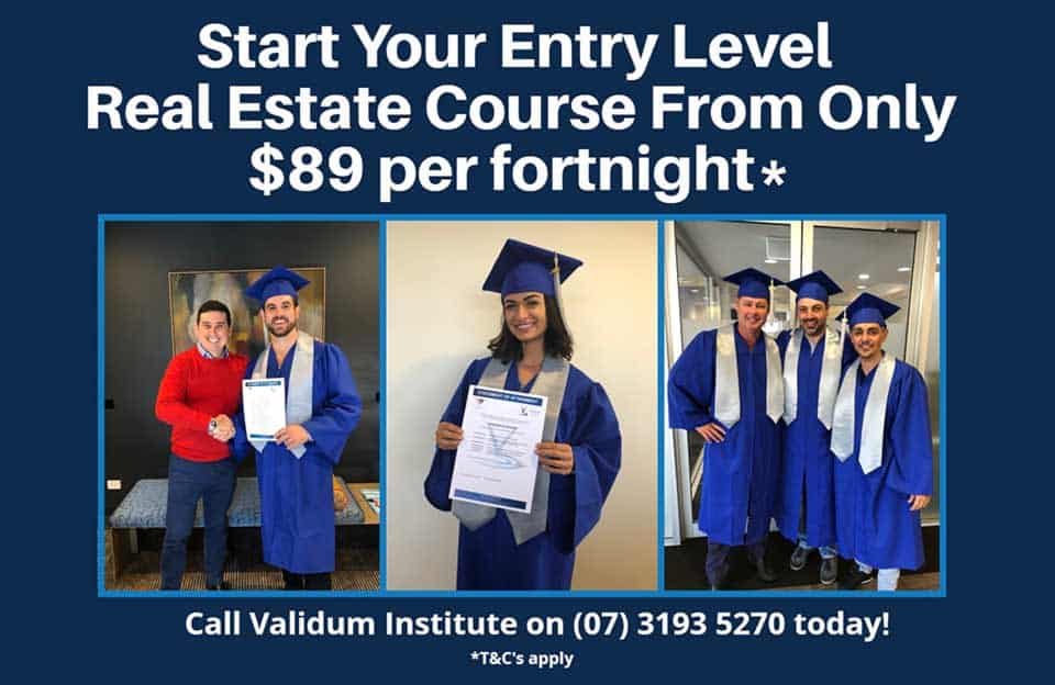 Entry Level Course Start From $89 Per Fortnight