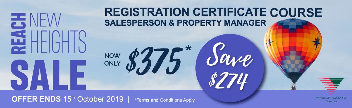 Property Manager Course Banner