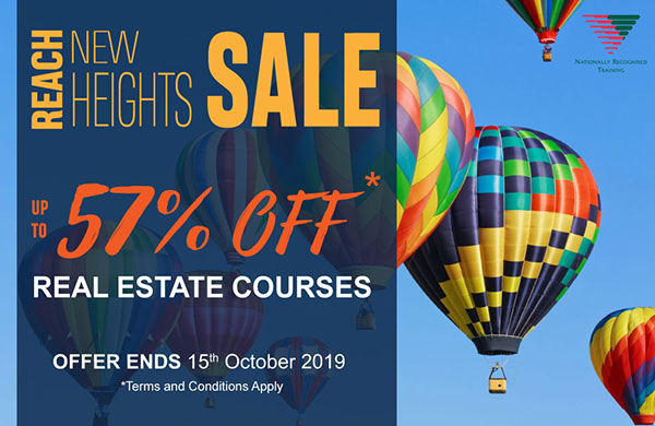 Reach New Heights Special Real Estate Courses Save Up To 57% Off