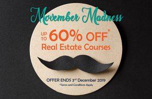 2019 Pop up Movember sale